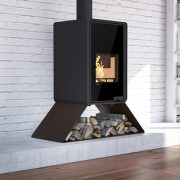 Flamingo Deluxe fireplace