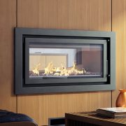 Mila 16 Guillotine fireplace