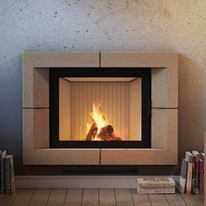 Nadia 13 fireplace