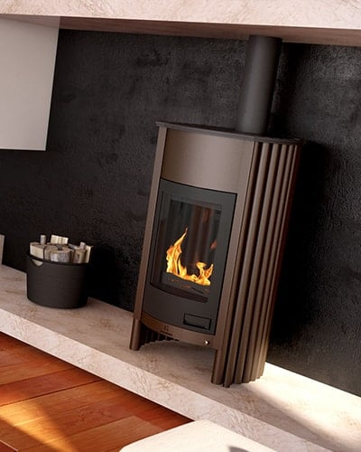 Masterflamme fireplace