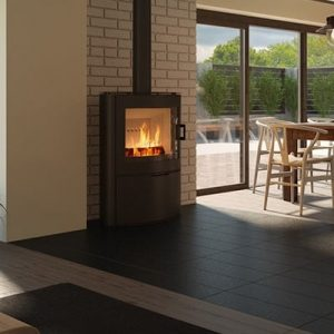 Koza AB fireplace