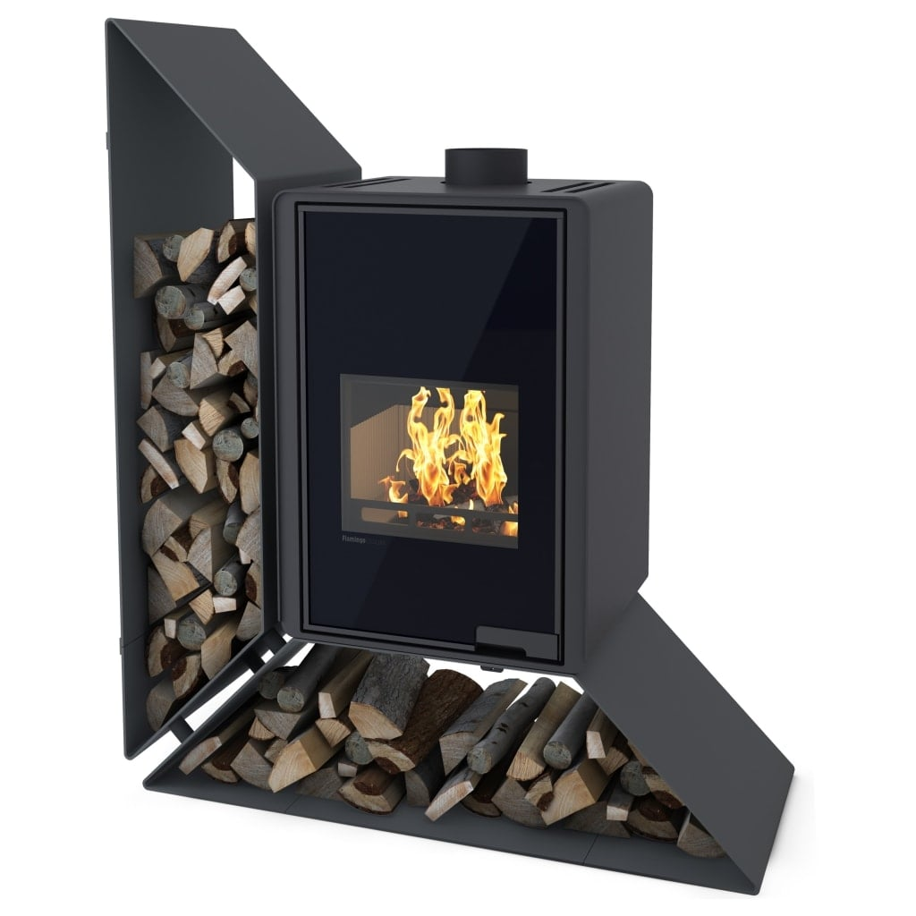flamingo deluxe tfm fireplaces