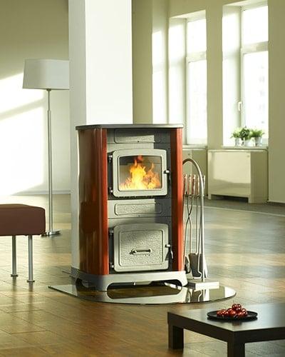Bully fireplace