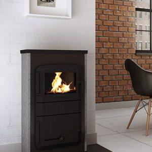 Kamino Trendy fireplace