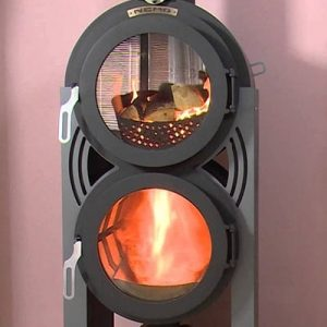 Nemo fireplace